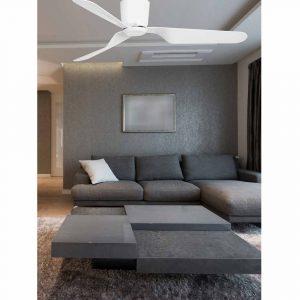 """FARO PEMBA 33471 52"""" bílá/bílá Reverzní stropní ventilátor"""