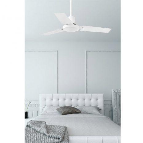 "FARO MINI INDUS 33011 36,2"" bílá Stropní ventilátor"