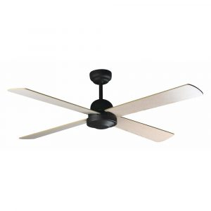 """FARO IBIZA 33288 52"""" hnědá/mahagon/bílý dub Reverzní stropní ventilátor"""