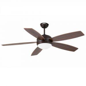 """FARO VANU 33314 52"""" hnědá/tmavý ořech Reverzní stropní ventilátor"""