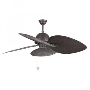 """FARO CUBA 33352 52"""" hnědá/wenge Reverzní stropní ventilátor"""