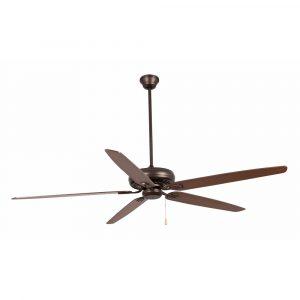 """FARO NISOS 33363 70,1"""" hnědá/třešeň/tmavý ořech Reverzní stropní ventilátor"""