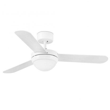 """FARO FEROE 33600 42"""" bílá/bílá/javor Stropní ventilátor"""