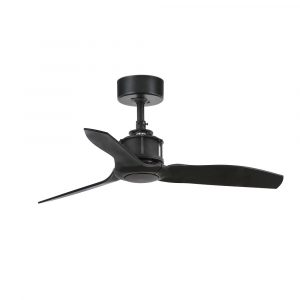"""FARO JUST FAN 33424 35,8"""" černá/černá Reverzní stropní ventilátor"""