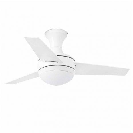 """FARO MINI UFO 33454 40"""" bílá/bílá/javor Reverzní stropní ventilátor"""