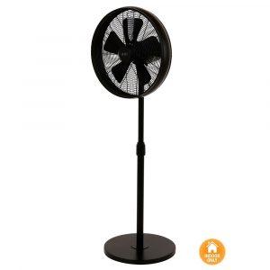 """LUCCI AIR BREEZE PEDESTAL FAN 213115EU 16"""" černá Stojanový ventilátor"""