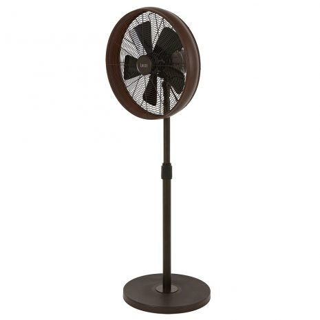 "LUCCI AIR BREEZE PEDESTAL FAN 213116EU 16"" bronz Stojanový ventilátor"