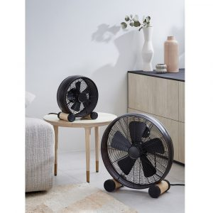 BREEZE TABLE FAN BLACK