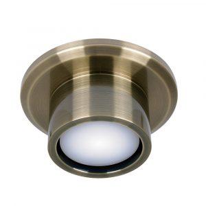 BEACON LUCCI AIR CLIMATE CNC FANS LIGHT 2100246 mosaz Světelný kit