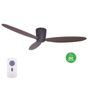 "BEACON LUCCI AIR AIRFUSION RADAR 212883 52"" bronz/dub Reverzní stropní ventilátor"
