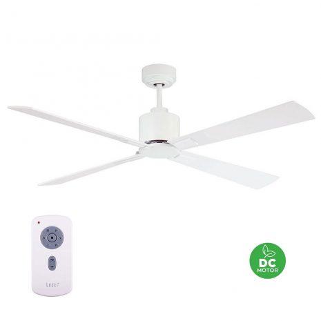 """LUCCI AIR AIRFUSION CLIMATE 210521 52"""" bílá Reverzní stropní ventilátor"""