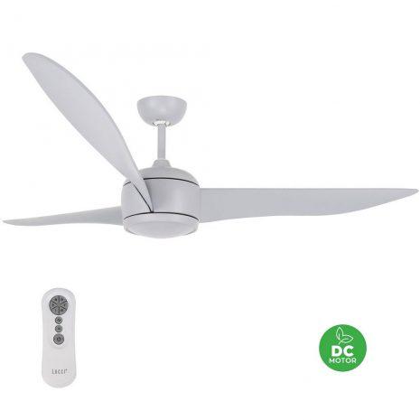 "BEACON LUCCI AIR NORDIC 212914 56"" matná šedá Reverzní stropní ventilátor"