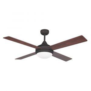"FARO ICARIA 33702 52"" hnědá/hnědá/mahagon Reverzní stropní ventilátor"