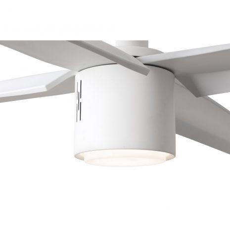 """FARO ATTOS LED 33494 84"""" bílá/bílá Reverzní stropní ventilátor"""