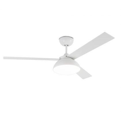 """FARO RODAS LED 33522 52"""" bílá/bílá/borovice Reverzní stropní ventilátor"""